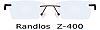 Zero Randlos Z-400
