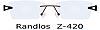 Zero Randlos Z-420